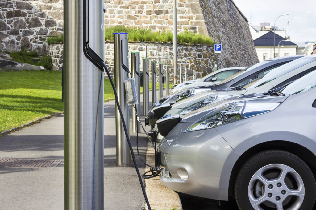 electric vehicle fleet charging